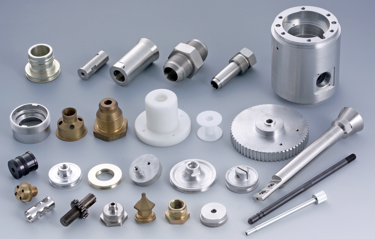 cnc turning parts hason